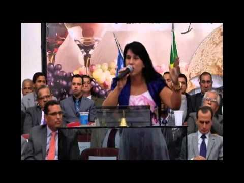 Eliane Fernandes | Valeu a Pena Esperar | 27º Congresso da UMADERV | 2013