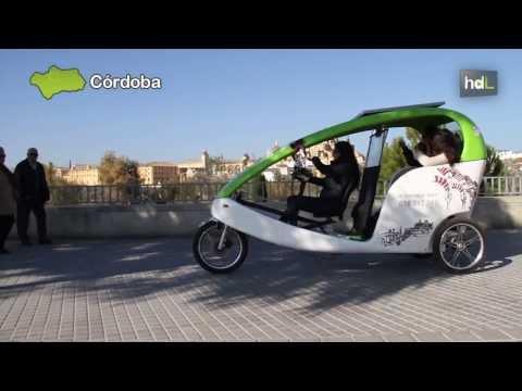 HDL Córdoba potencia el turismo sostenible con triciclos solares de acceso a zonas peatonales