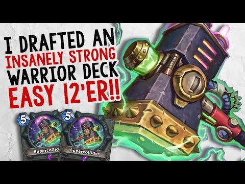 ONE OF THE BEST DECKS I EVER DRAFTED! | The Boomsday Project | Hearthstone Arena