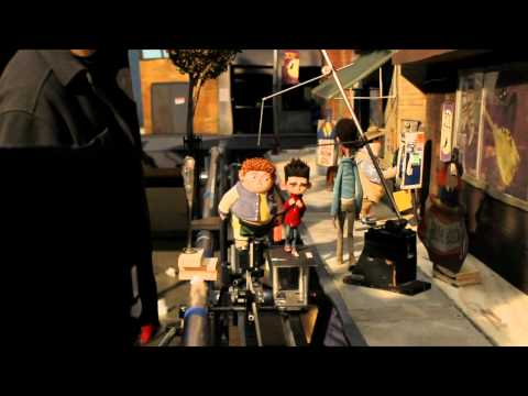 ParaNorman Featurette: Playing as a Profession