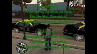 Trucos De Gta San Andreas Para PS2 (TODOS)