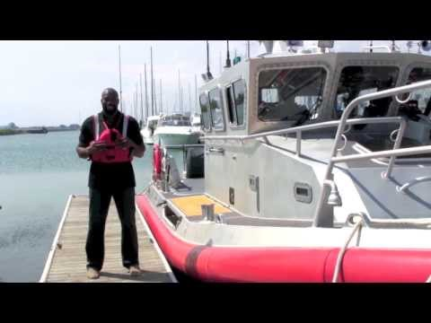 Water Safety Tips from Detroit Lions Football Player Israel Idonije
