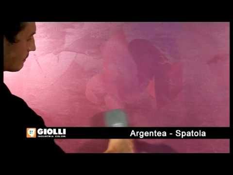 Giolli - metalizowana farna dekoracyjna Argentea