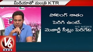 TRS Will Win with Absolute Majority - KTR