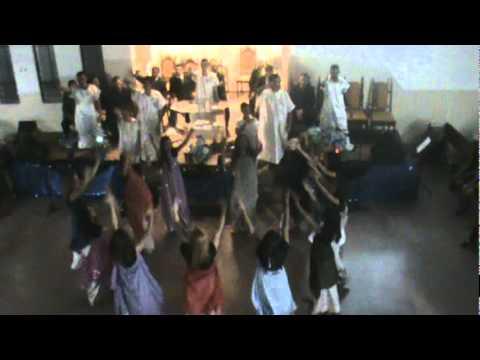 Coreografia - Sopra espirito - Ludmila Feber