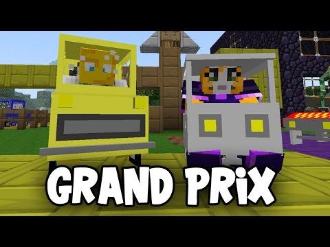 Minecraft - Crazy Craft 2.2 - Grand Prix! [48]