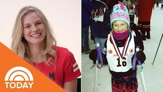 Olympic Athletes Share Advice To Their Younger Selves | TODAY