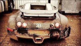 5 Most Expensive Abandoned CARS