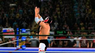 BATTLE ROYAL DE LUCHA LIBRE (WWE 2K14 Lucha Libre)