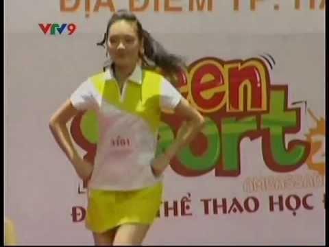 Sơ khảo cuộc thi Teen Sport 2011 ở Hà Nội