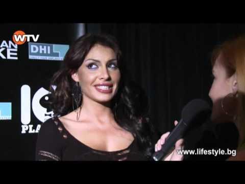 Черната Златка прави признания на купона на Playboy в горещо интервю