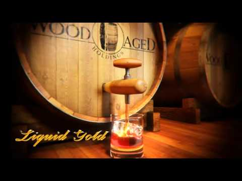 Wood Aged Holdings Whiskey Short