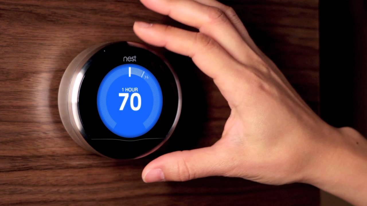 Meet the nest learning thermostat youtube - Nest learning thermostat ...
