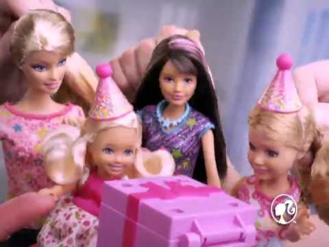 Bup be Barbie chi em