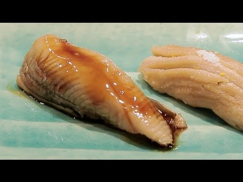 "���ܿ��ɥ����󥿥꡼����������ҡ�Documentary of Japanese ""ANAGO SUSHI"""