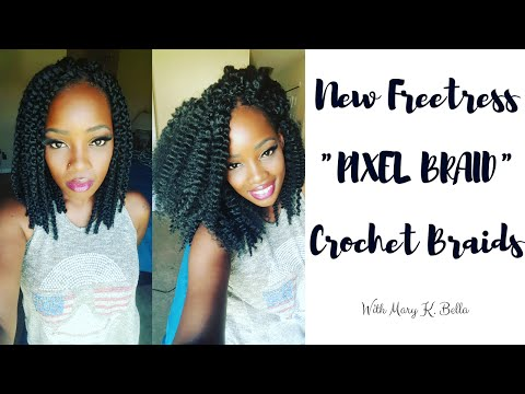 CROCHET BRAIDS ft. NEW FREETRESS