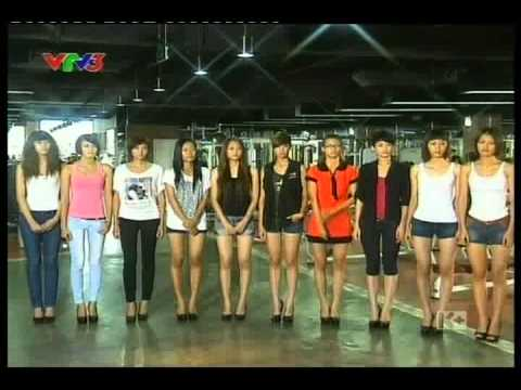 Vietnam's Next Top Model 2012 - Tập 8 - FULL MOVIE