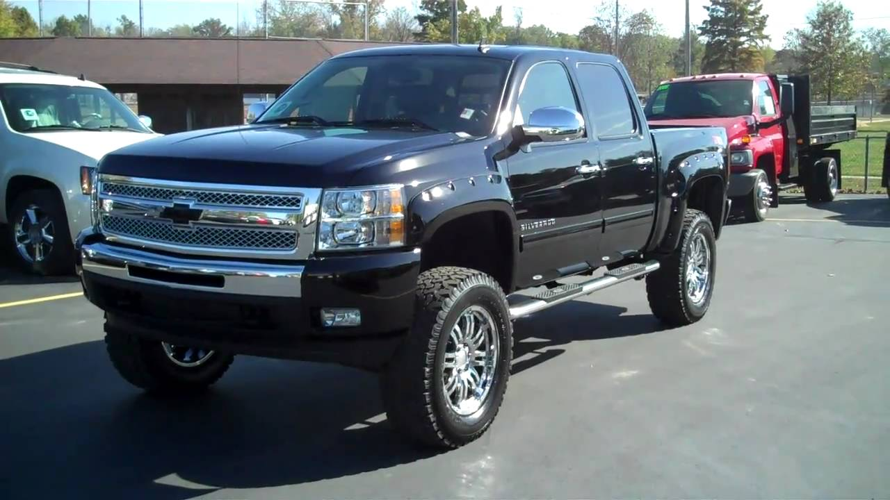 2011 Chevy Silverado Rocky Ridge Conversion Truck Youtube