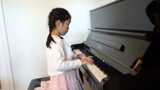 """Let It Go"" (Disney's Frozen Theme Song) Piano Played By"