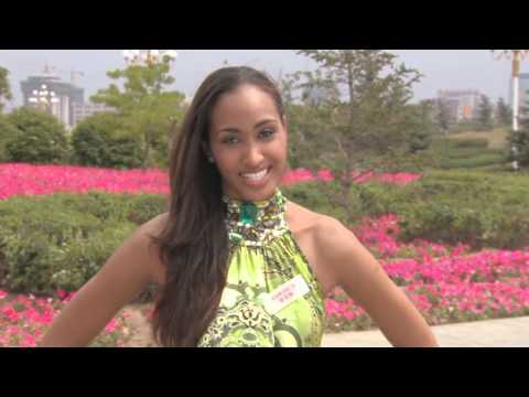 Miss World 2012 Profile - Jamaica