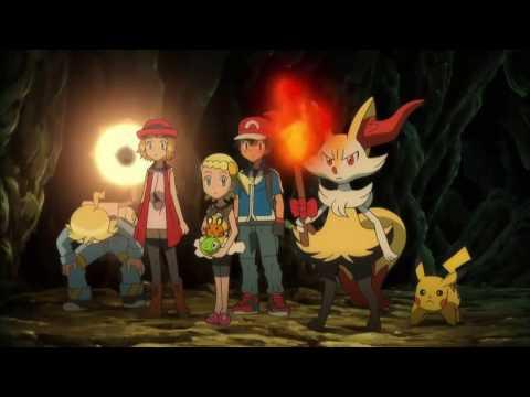 Phim Hoạt Hình Pokemon XYZ Tập 9 ( Thuyết Minh )
