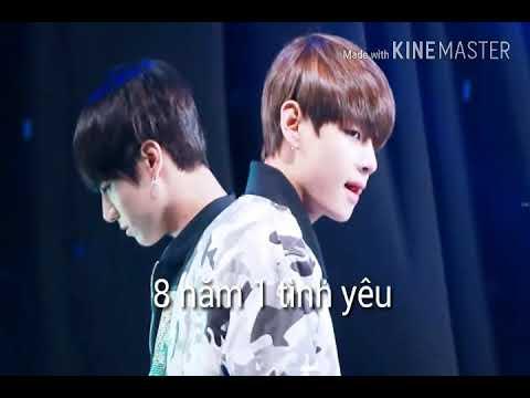 BTS Film ( VKook)- 8 năm 1 tình yêu Tập 1.