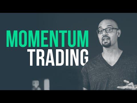 Trading strategies momentum