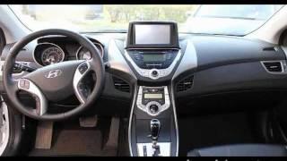 Первый в России видео обзор Hyundai Avante