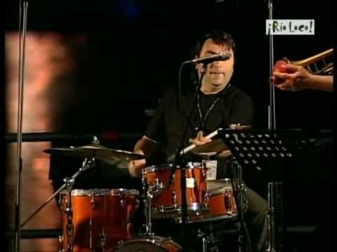 Toni Kitanovski trio feat. Greg Hopkins at  Rio Loco - Marseille France