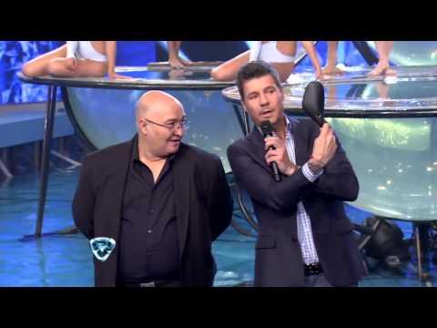 Showmatch 2014 - La peor noche de Larry: Tinelli lo volvió a tomar de punto