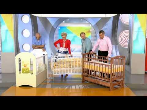 Кроватка для ребенка. Как ее правильно выбрать?