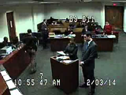 Police Miss Court 18 times - Pt. 12 - Connie Marshall - Handcuffed for Illegal Commitment 2/3/14