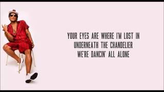 Bruno Mars - Versace On The Floor (Lyrics)