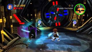 Lego Star Wars III: The Clone Wars Demo: Walkthrough