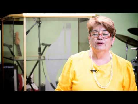 Vida en Él Basado 17 agosto 2013, Pastora Toñita Ramos