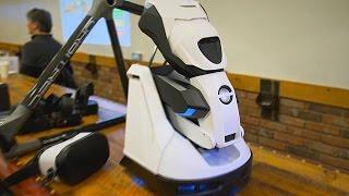 اليابان: ابتكارات التقنية العالية في معرض سيبيت بالمانيا |