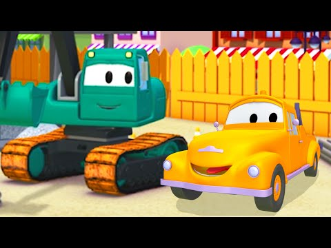 Báger Edgar a odťahovák Tom v meste áut