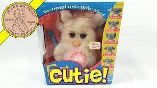 Furby!  Emoto-Tronic Toy, 2005 Tiger - Furby Is My Friend :)