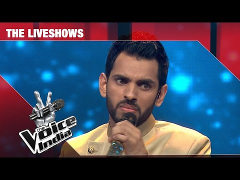 Niyam Kanungo - Performance - The Liveshows Episode 27 - March 11, 2017 - The Voice India Season2