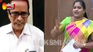 Rishiteshwari father shocking reaction over TDP MLA Anitha..