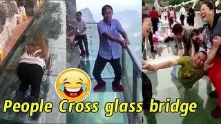 Sklenený most v Číne