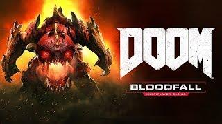 DOOM - Bloodfall DLC Megjelenés Trailer