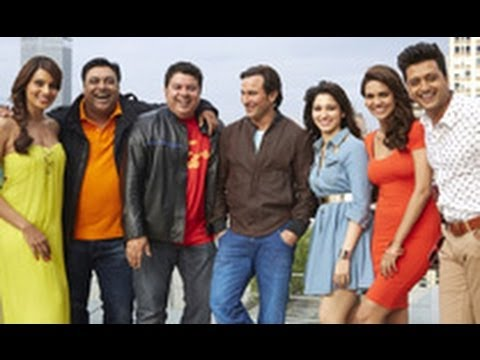 Tamanna, Bipasha Basu Climb 14 Floors! | Hindi Movie | Humshakals | Saif, Riteish, Esha, Ram Kapoor