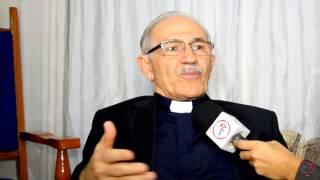 ENTREVISTA COM BISPO ELISIÁRIO - XVIII CONCÍLIO 1ª REGIÃO