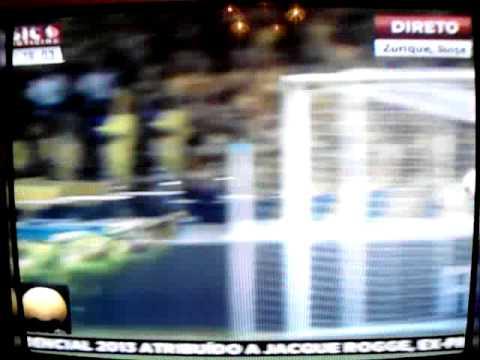 Homenagem da Fifa a Eusébio