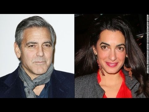 Clooney mad over Daily Mail story