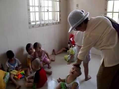 Cơ Sở Nuôi Trẻ Mồ Côi, Chùa Đạo Tràng, Tỉnh Bình Dương.