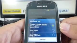 Como Activar Y Desactivar 3g Samsung Galaxy Fame S6810