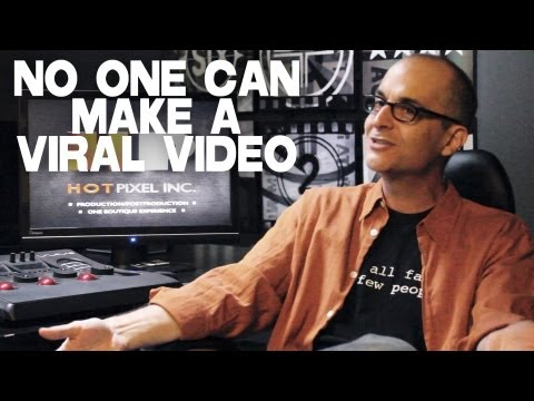 No One Can Make A Viral Video by Joe Wilson
