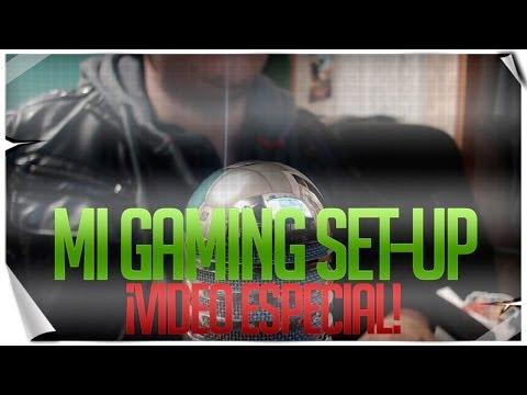 Video Especial | ¡Mi Area de Gaming/Youtube Set-Up! + ¿Nueva Mascota? | HD